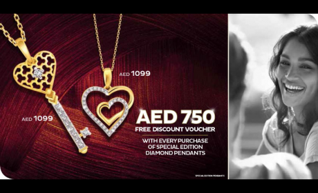 Special Offer at PURE GOLD JEWELLERS, February 2018