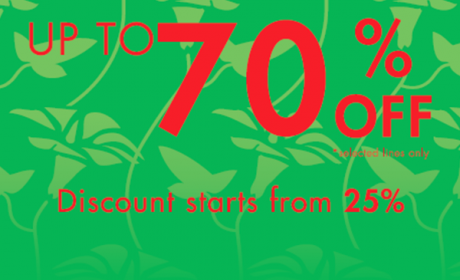 Up to 70% Sale at Quiz, February 2015