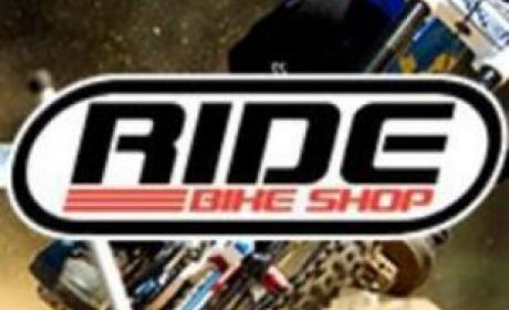 Up to 25% Sale at Ride Bike, September 2016