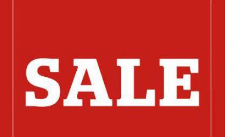 25% - 50% Sale at Rip Curl, November 2017