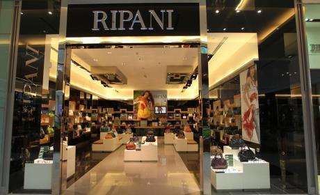 Up to 25% Sale at Ripani, October 2017
