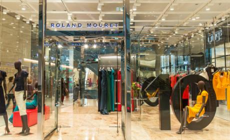 30% - 60% Sale at Roland Mouret, August 2017