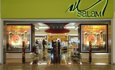 25% - 75% Sale at Salam, October 2017
