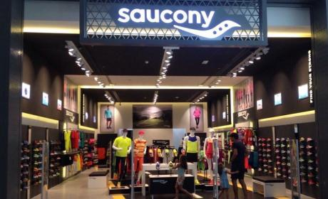 30% - 70% Sale at Saucony, May 2017