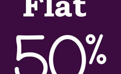 Up to 50% Sale at Sergent Major, February 2015
