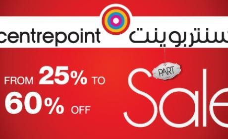 25% - 60% Sale at Shoe Mart, January 2015