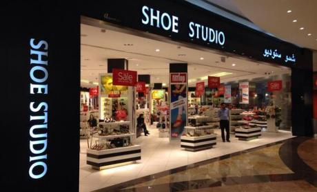 30% - 70% Sale at Shoe Studio, November 2017