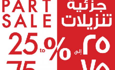 25% - 75% Sale at Shoexpress, May 2016