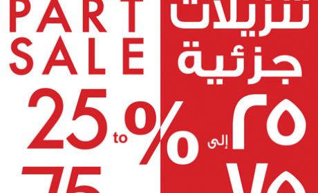 25% - 75% Sale at Shoexpress, January 2017