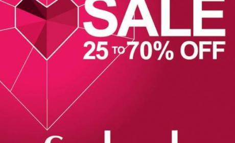 25% - 70% Sale at Splash, December 2017