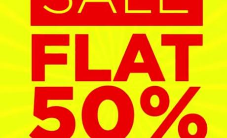 Up to 50% Sale at Splash, January 2018