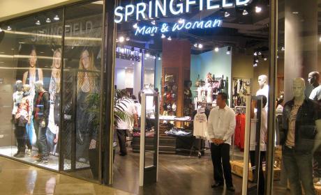 30% - 75% Sale at Springfield, May 2017
