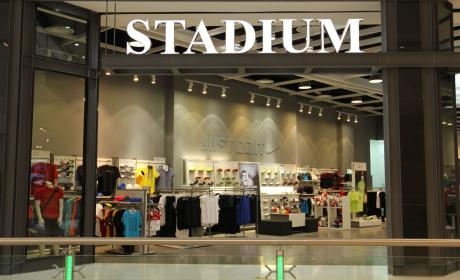 Buy 1 and get 1 Offer at Stadium Sports, July 2017