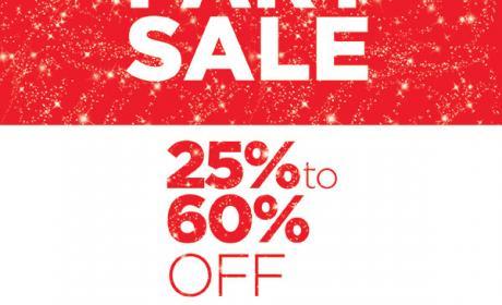 25% - 60% Sale at Steve Madden, February 2016
