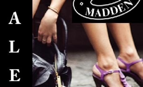 30% - 50% Sale at Steve Madden, August 2017