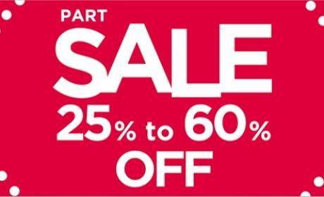 25% - 60% Sale at STRIDE RITE, August 2016