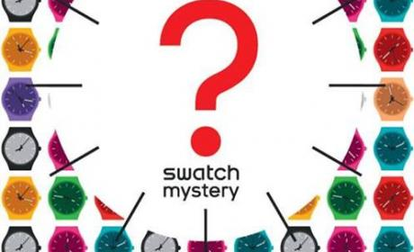 Special Offer at SWATCH, June 2014