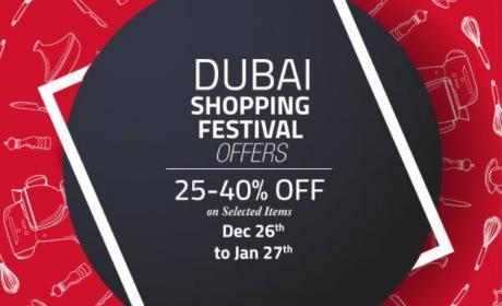 25% - 40% Sale at Tavola, January 2018