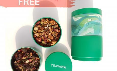 Buy 2 and get 1 Offer at Teavana, December 2017