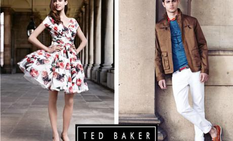 Up to 50% Sale at Ted Baker, July 2014