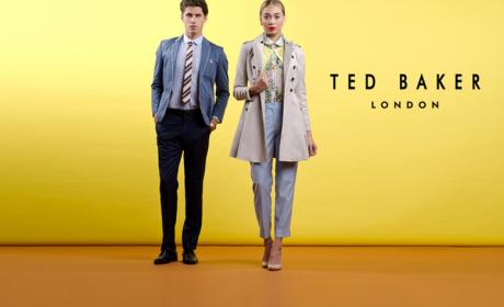 25% - 60% Sale at Ted Baker, July 2016