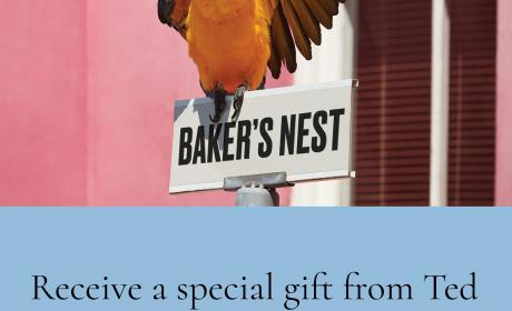 Spend 1000 and take home an exclusive gift Offer at Ted Baker, May 2018