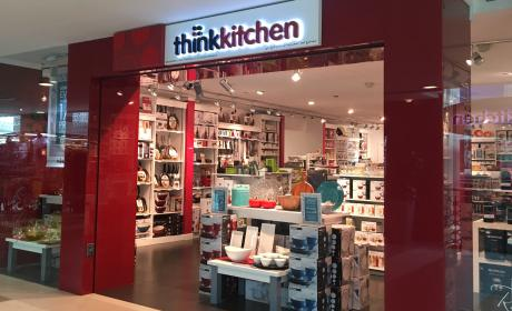 Buy 1 And get the second item at 1/2 price Offer at Think Kitchen, June 2017