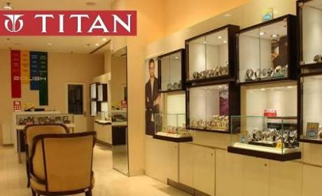 Buy 2 and get 1 Offer at titan, July 2017