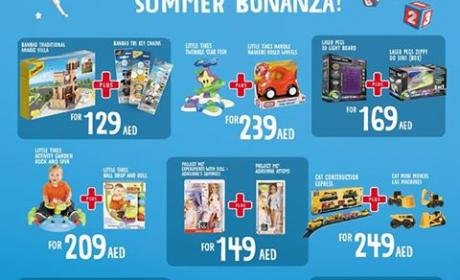 Special Offer at The Toy Store, June 2017