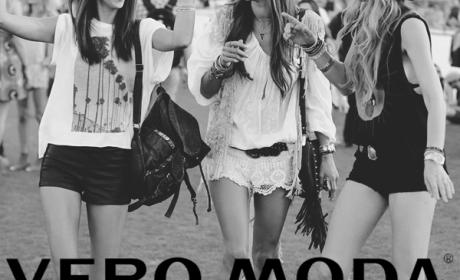 30% - 75% Sale at Vero Moda, August 2017