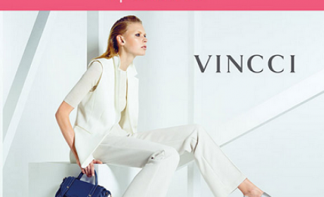 30% - 70% Sale at Vincci, August 2017