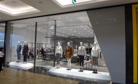 50% - 60% Sale at Vince, August 2017