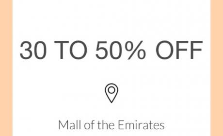 30% - 50% Sale at Vince, May 2018