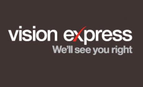 25% - 50% Sale at Vision Express, May 2017