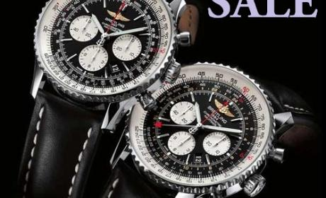 25% - 50% Sale at The Watch House, August 2016