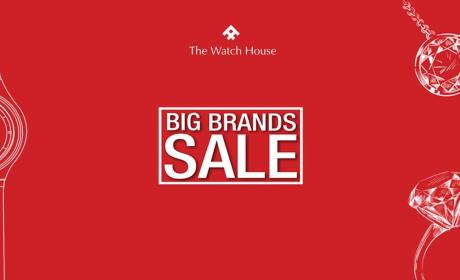 25% - 70% Sale at The Watch House, May 2018