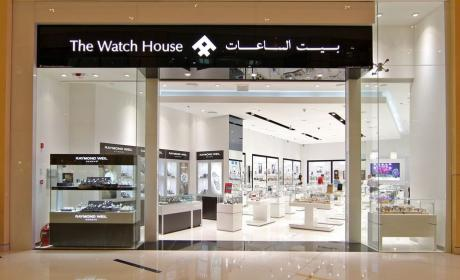 Spend 999 And get a free voucher from the nail spa worth AED 275 Offer at The Watch House, March 2018