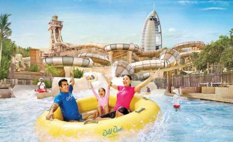Special Offer at Wild Wadi Water Park, December 2017