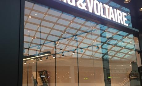 Up to 50% Sale at Zadig & Voltaire, August 2017