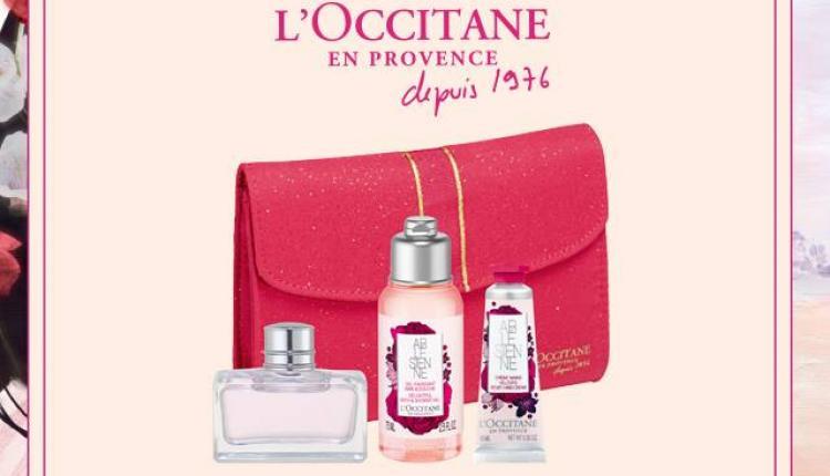 Special Offer at L'occitane, November 2016