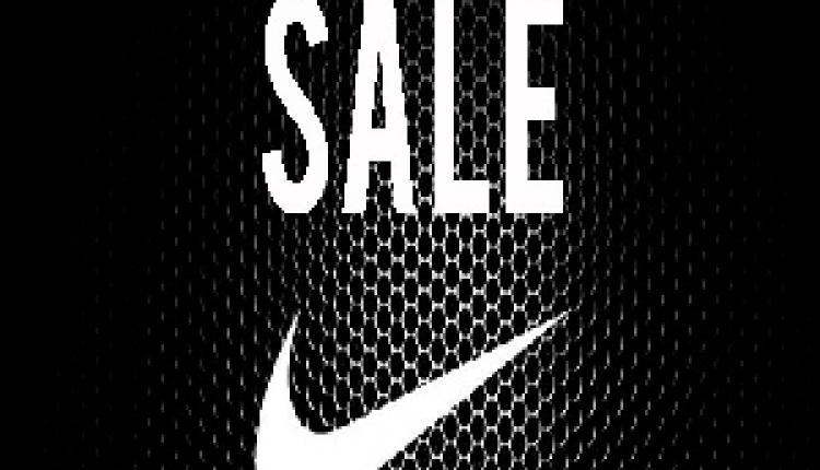 25% - 65% Sale at Nike, May 2016