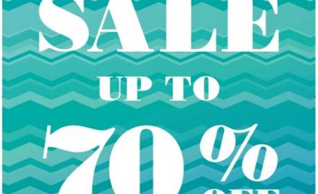 Up to 70% Sale at Accessorize, June 2014