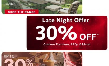 Up to 30% Sale at ACE, June 2017