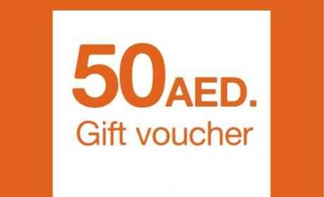 Spend 200 and get a 50 AED gift voucher Offer at BHS, November 2014