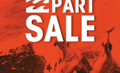 Up to 50% Sale at Billabong, July 2014