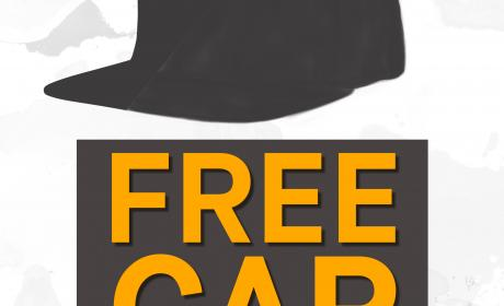 Spend 250 and win a Free cap Offer at Billabong, July 2016