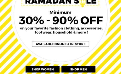 Up to 30% Sale at Brands for less, June 2017