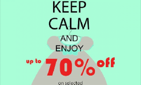 30% - 70% Sale at Chicco, April 2016