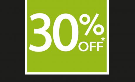 Up to 30% Sale at Debenhams, November 2014