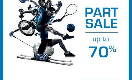 Up to 70% Sale at Decathlon, September 2014